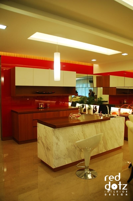 aman damai dry kitchen design 1