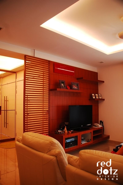 aman damai living room design 1