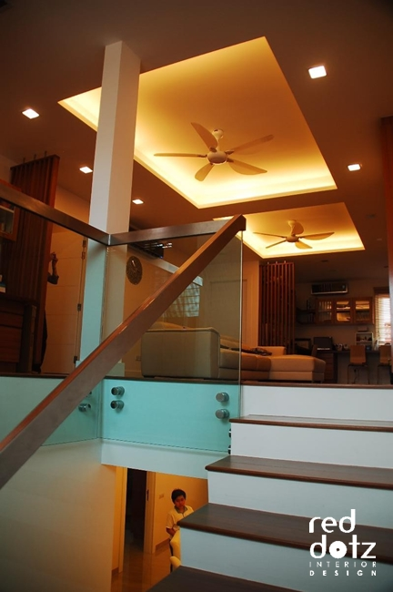 aman damai staircase design 1