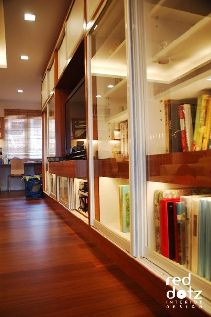aman damai book shelve design 1