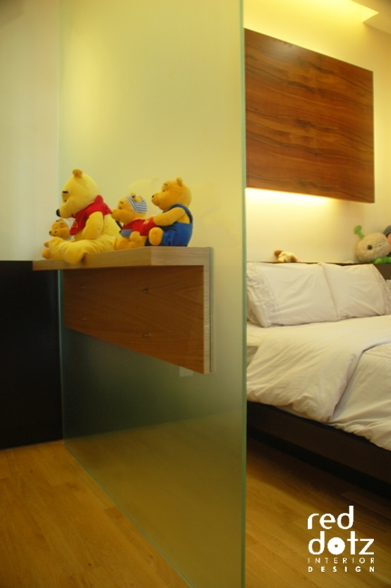 aman damai bedroom design 2