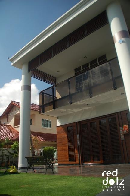 andalas residence sun shading design 1
