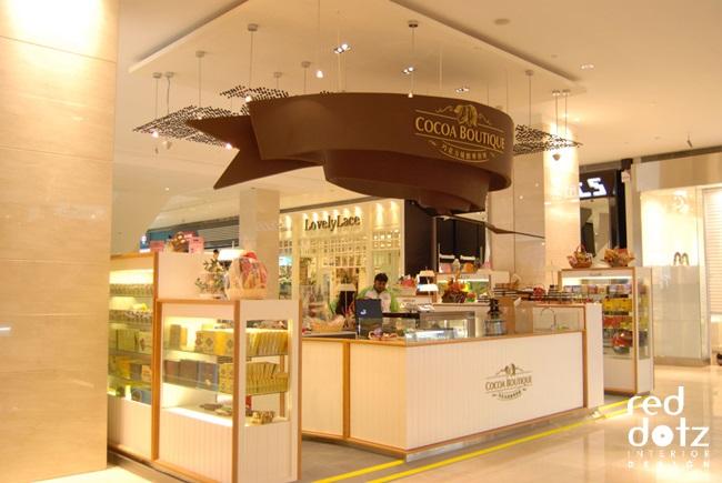 coca boutique cafe counter design 1