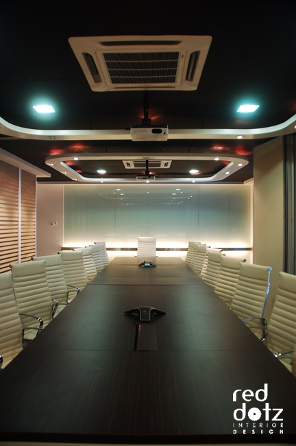 glocomp office conference room design 1