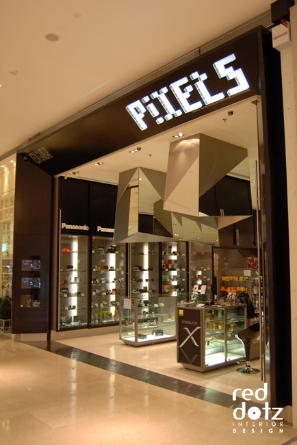 pixel camera shop design 1