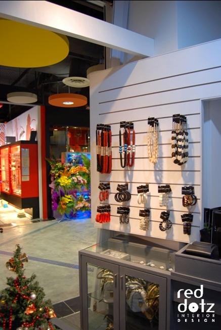 So Beautiful Fashion Shop Racking Design 1