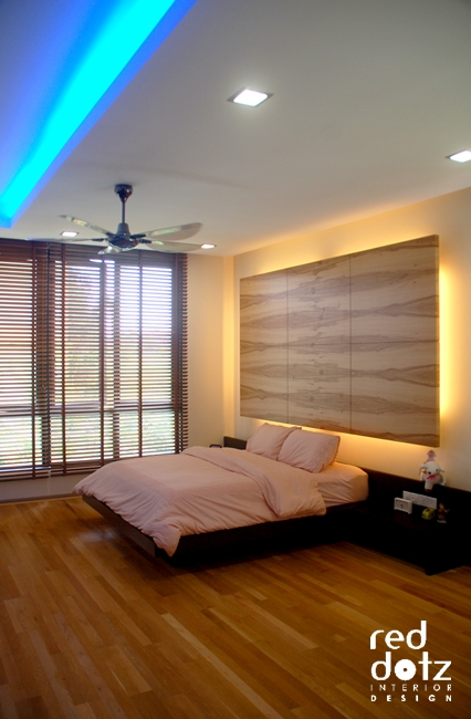 usj residence bedroom design 1