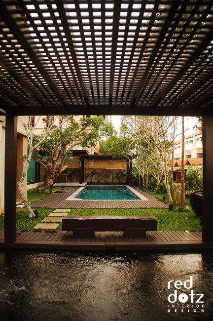 mount kiara house interior design Kuala Lumpur