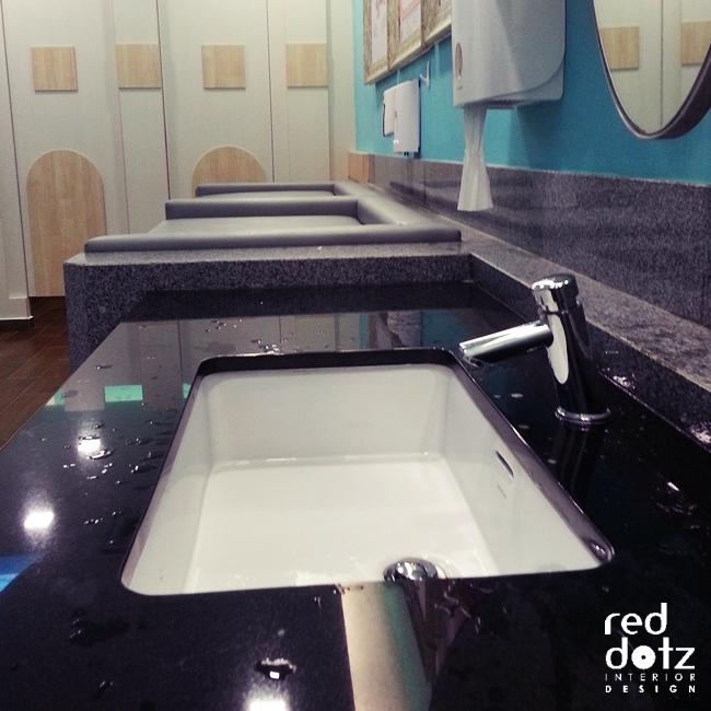water basin counter design malaysia