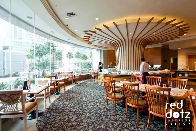vogue cafe seating arrangement Kuala Lumpur Malaysia