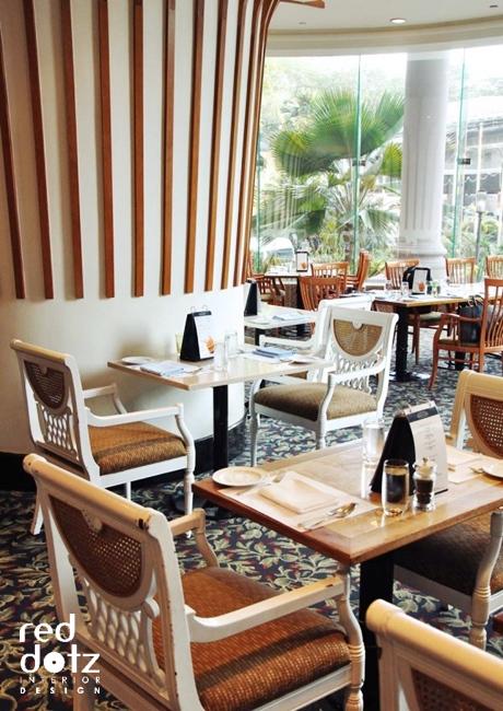 vogue cafe dining seating area Kuala Lumpur Malaysia