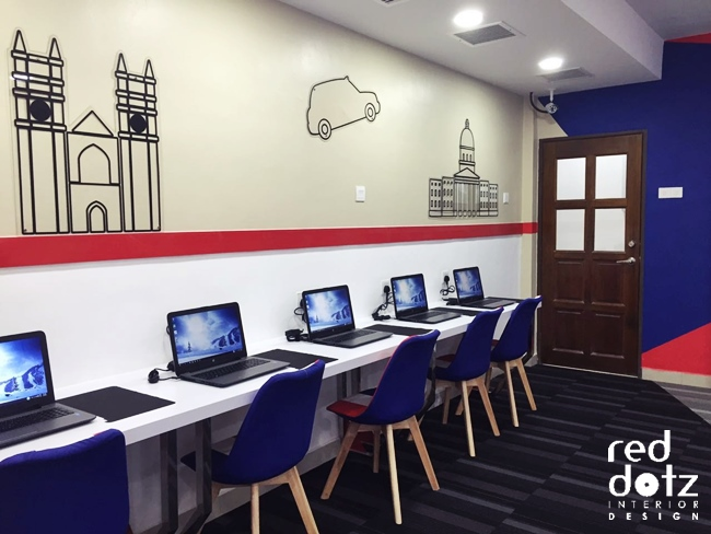 GELC English Language Center Design Perak Malaysia