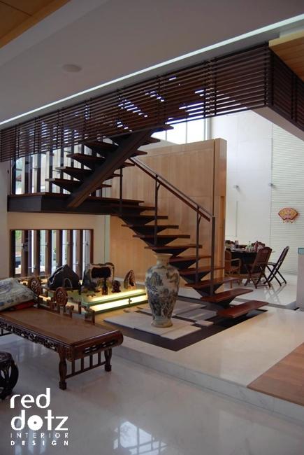 Home Staircase Design Klang Malaysia