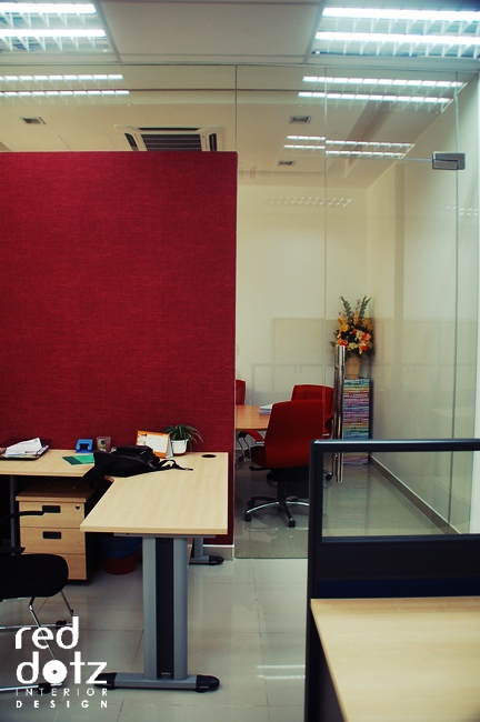 hartrodt office glass partition design Shah Alam malaysia