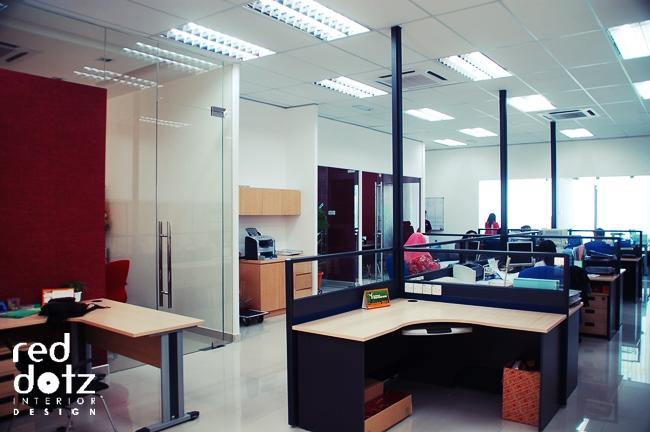 hartrodt office design setia alam malaysia