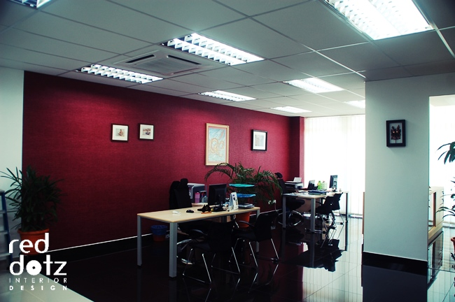 hartrodt office room design Shah Alam malaysia