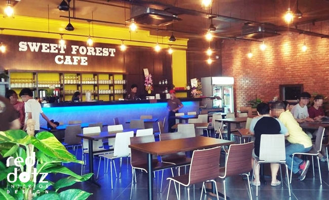 Sweet Forest Cafe Design Kepong